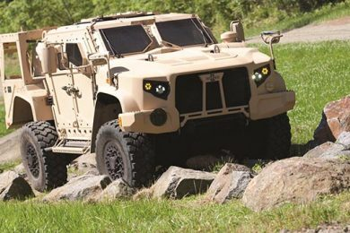 Lockheed Martin Merancang Joint Light Tactical Vehicle